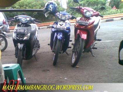 Perbandingan Motor Yamaha Vega ZR Dengan Vega R