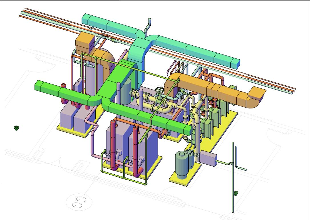 Coordination Drawings Electrical Knowhow Hvac Pictures