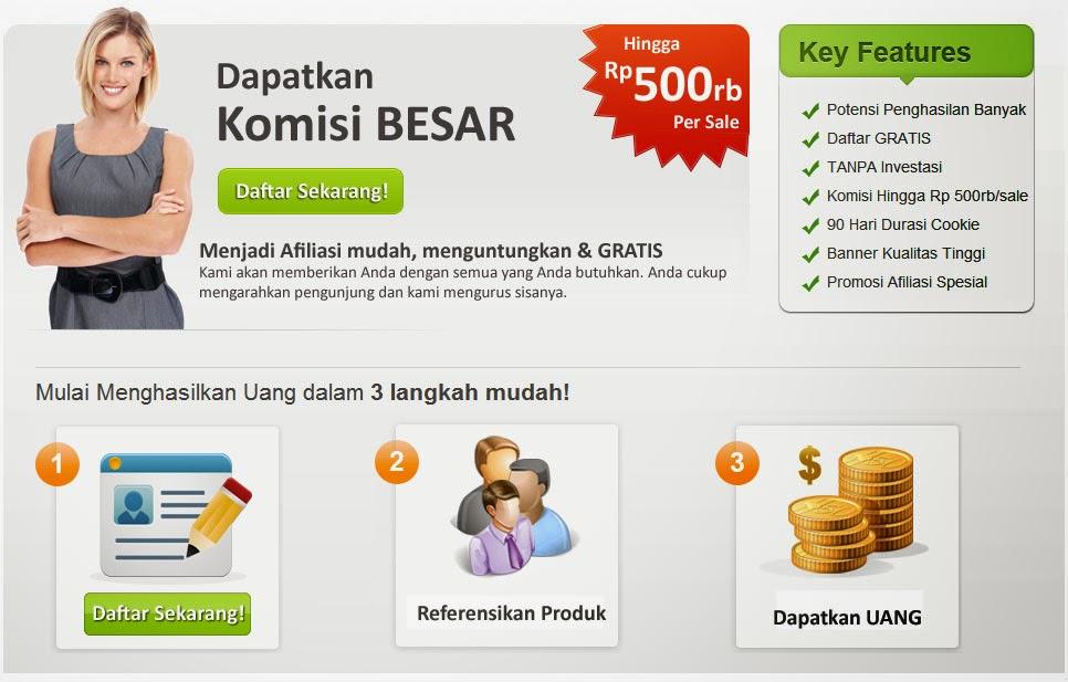 Dapat Uang Dari Bisnis Online Indonesia Gratis