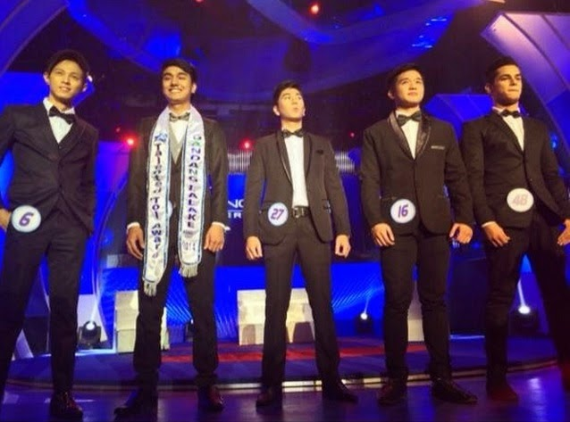 Top 5 It's Showtime's 'Gandang Lalake' 2014