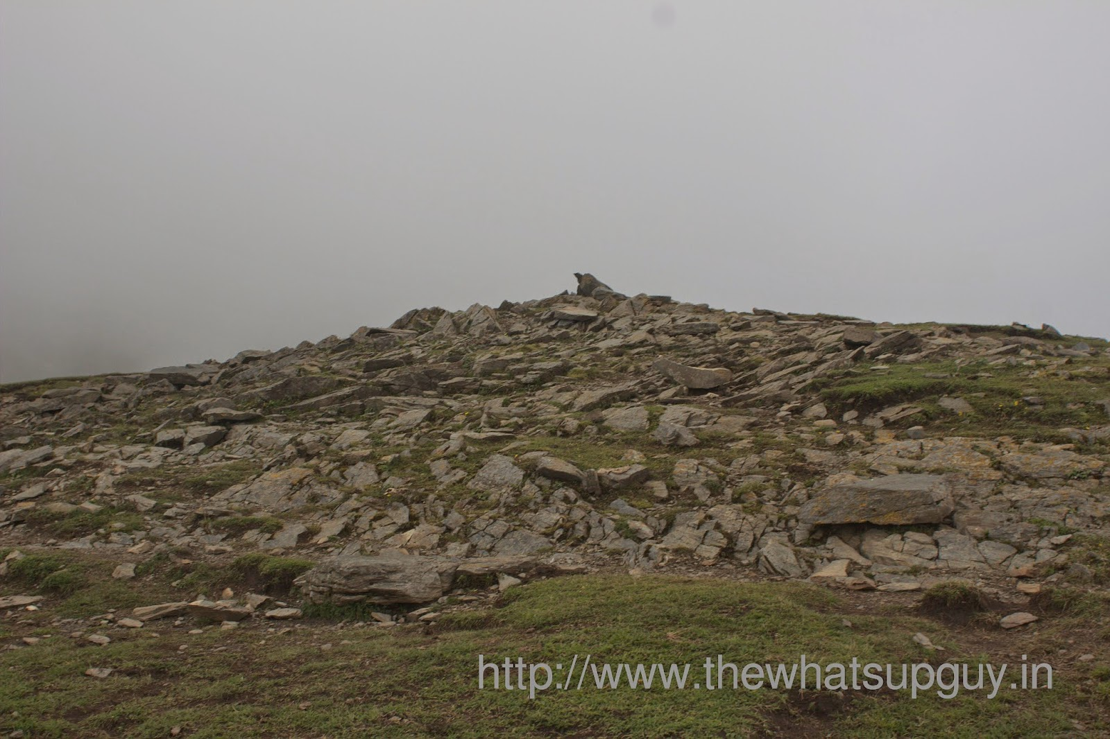 Rocks-Roopkund-Trek-With-India-Hikes-Day-2