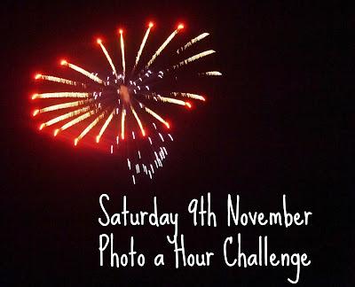 Photo an Hour Challenge