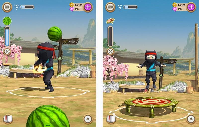 Clumsy Ninja Full Apk resimi 4