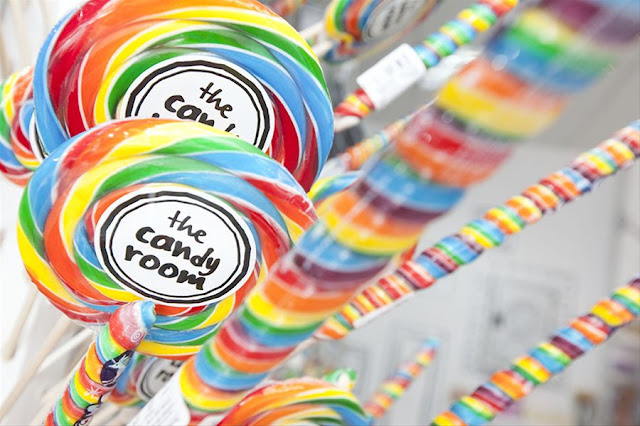 The Candy Room, una tienda de caramelos especial