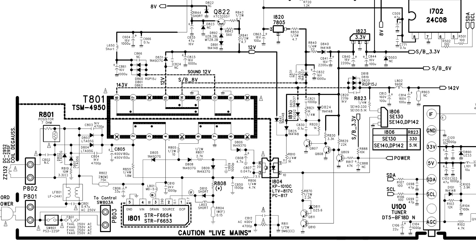 electrical engineering diagram key html
