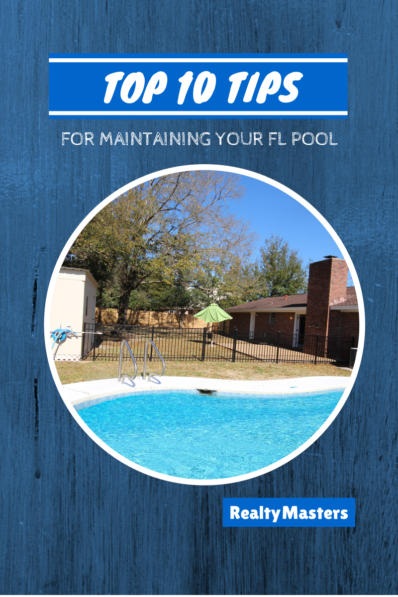 to live in pensacola florida top 10 pool care maintenance tips