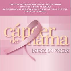 19 DE OCTUBRE DÍA CONTRA CÁNCER DE MAMA