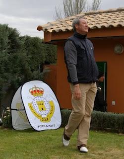 Prueba de P&P en Olivar Hinojosa Ranking Madrid P&P 2012