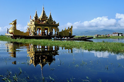 (Myanmar) – Yangon (Rangoon) - Inle Lake