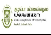 Jobs of Assistant Professor in Alagappa University.