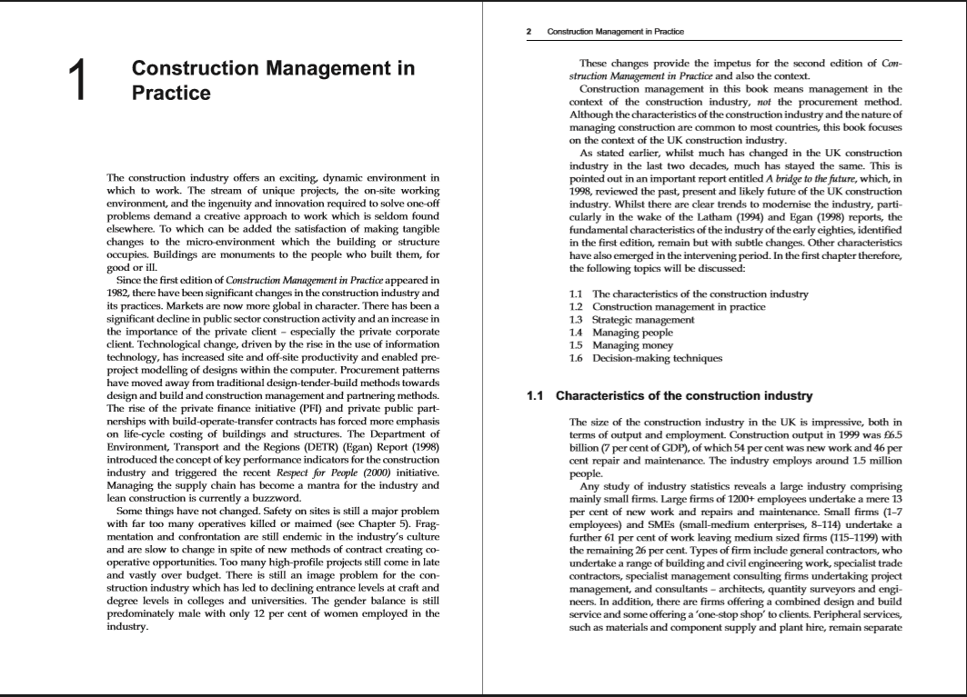 Download Link : Construction Management In Practice Richard Fellows, David  Langford, Robert Newcombe, Sydney Urry Free Download Pdf