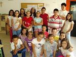 Alumnos/as Clase 5º A