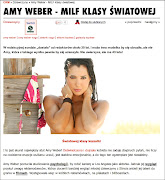 Taking a gander of Amy Weber's latest gallery on CKM Poland's website sounds .