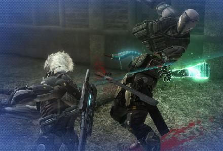 Metal Gear Rising Left Arms Locations