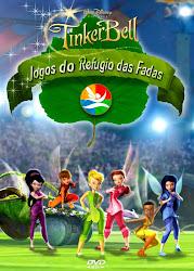 Baixar Filme Tinker Bell: Jogos do Refúgio das Fadas (Dublado) Online Gratis