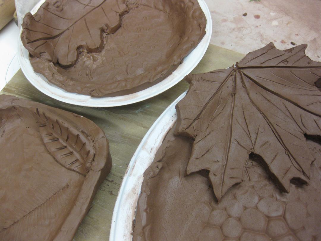 Murray Ceramics Slab Building