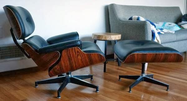 Fresh Lexmod Eames Lounge Chair replica mid century Woburn MA http boston craigslist org gbs fuo html