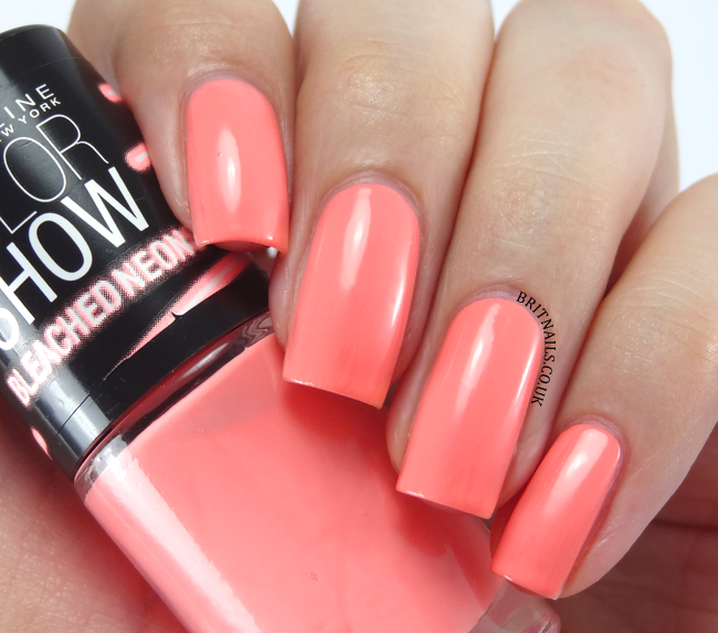 Maybelline Coral Heat