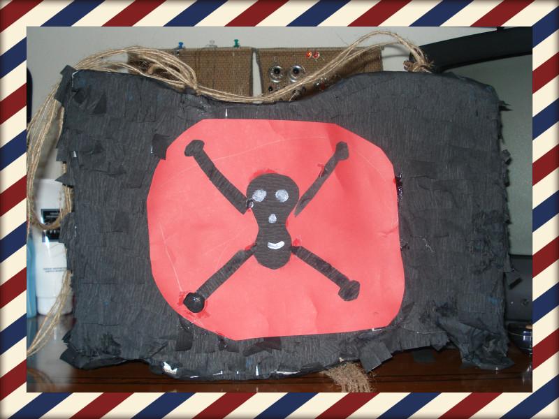 Πινιάτα πειρατής