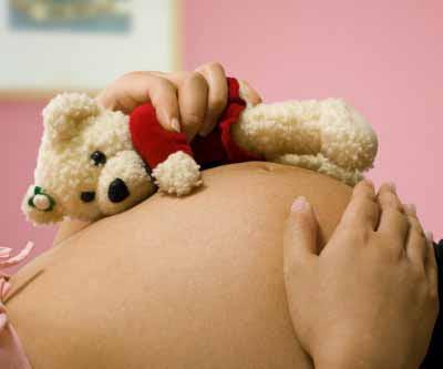 sintomas quedarse embarazada