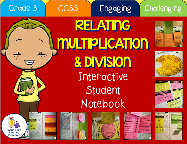 https://www.teacherspayteachers.com/Product/Relating-Multiplication-Division-Interactive-Notebook-Grade-3-Common-Core-2230666