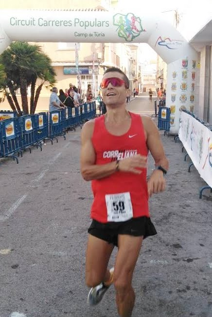 RICARDO IBAÑEZ, 1º VET.A & 2º GRAL. VOLTA PEU VILAMARXANT 2019