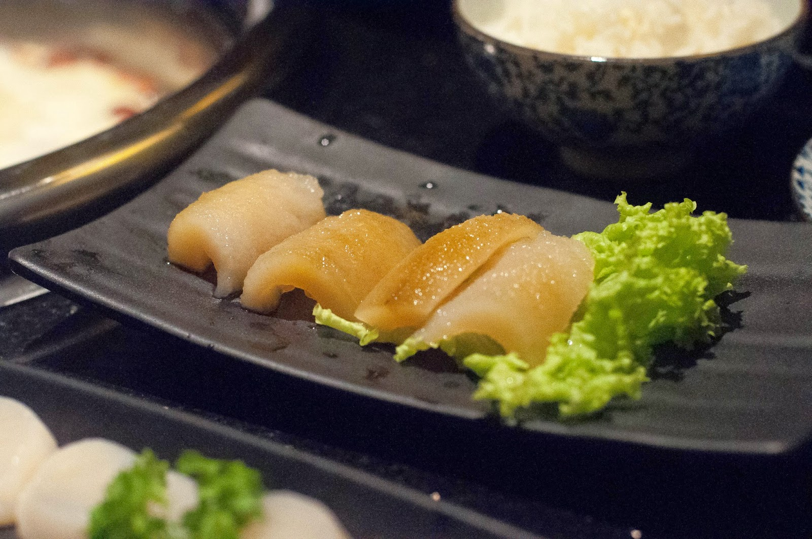 Sea cucumber benefits