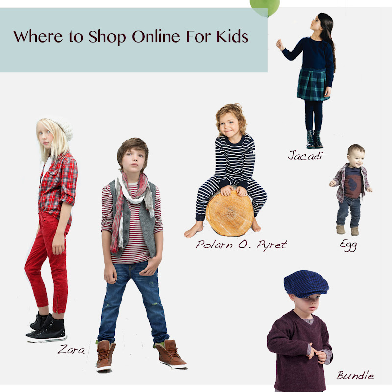 Kids Online Shopping