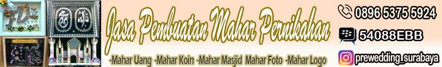 Mahar Pernikahan | Mahar Unik Uang Koin Masjid | Mahar Surabaya Sidoarjo