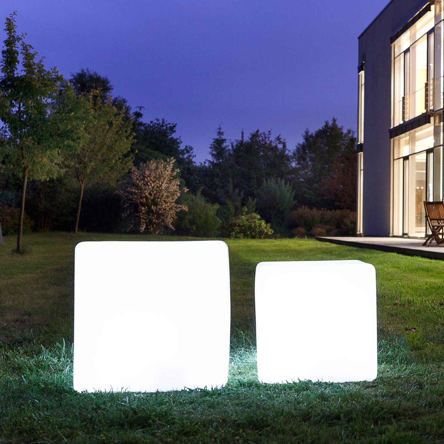 Cube Light by Sophie Ruhland