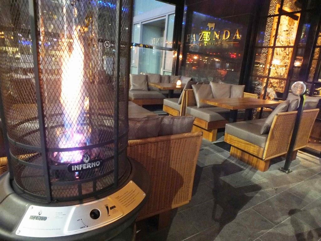 fazenda restaurant manchester review outdoor spinnienfield