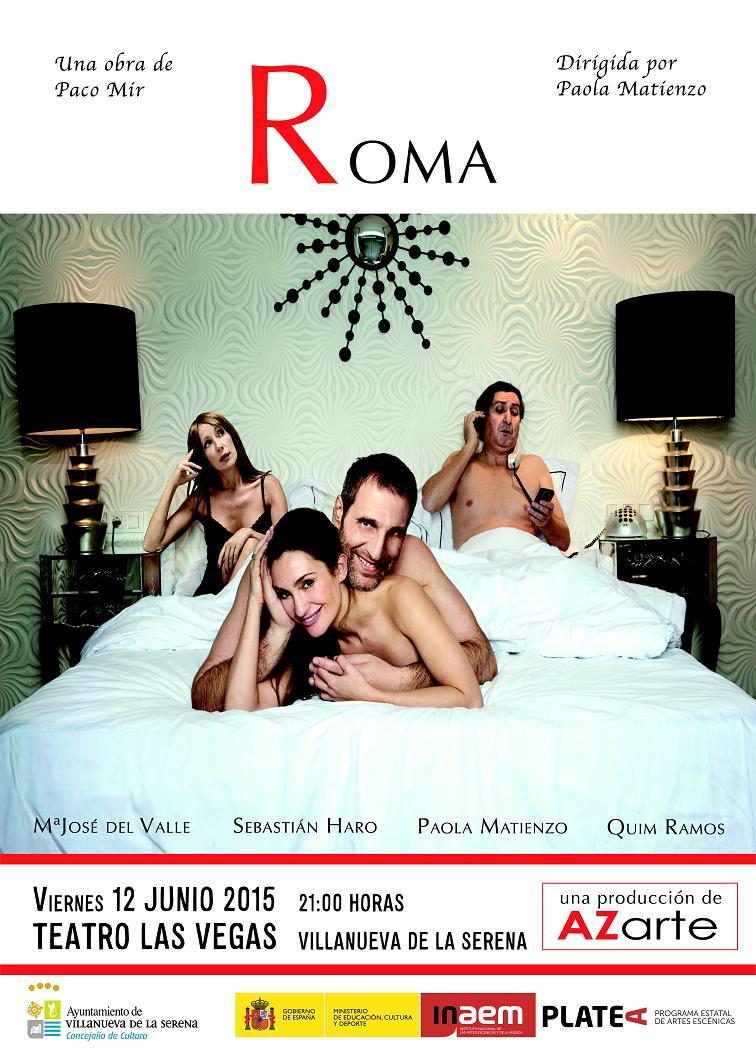 Teatro: ROMA