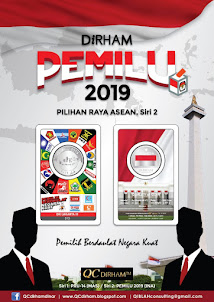 PEMILU 2019 - INDONESIA (ASEAN Elections, Serie 2).