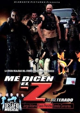 Ver Me Dicen El Z (2012) Online