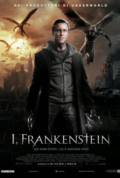 Ver Yo, Frankenstein (2014) Online