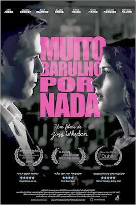 Baixar Filme   Muito Barulho por Nada   BRRip AVI + RMVB Legendado