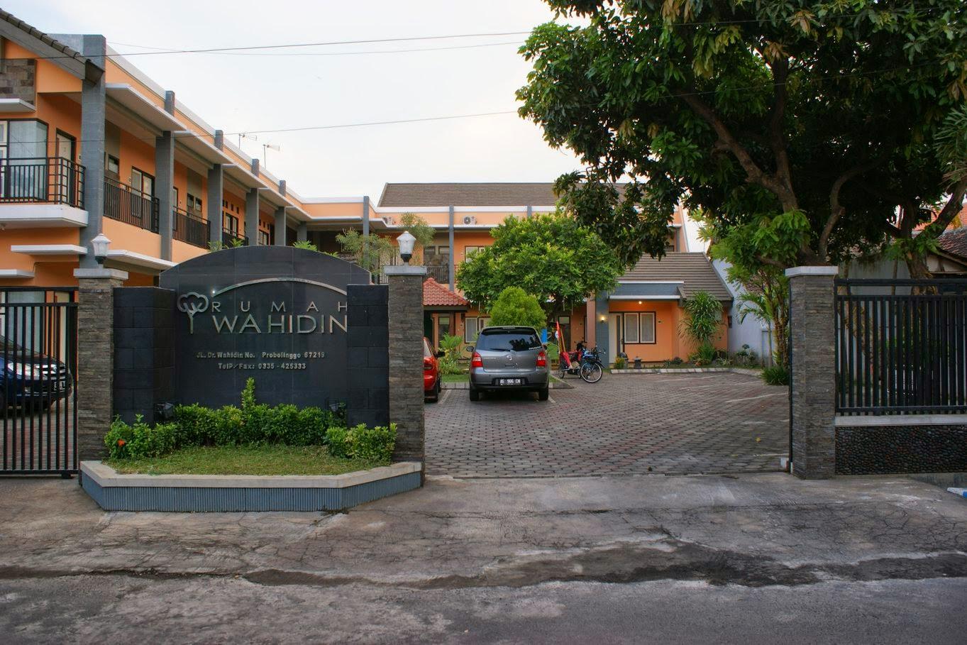 Rumah Wahidin - Probolinggo City