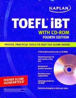 Top 5 eBooks for TOEFL (Test of English as a Foreign Language)