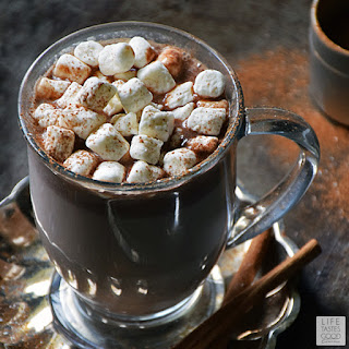 Easy Nutella Hot Chocolate