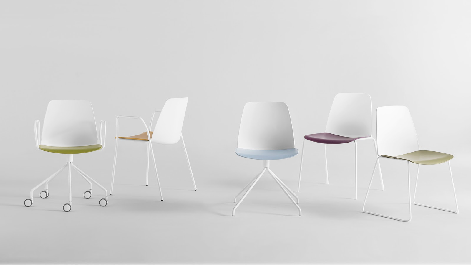 Vidalcontract unnia la silla de infinitas combinaciones for Silla unnia inclass