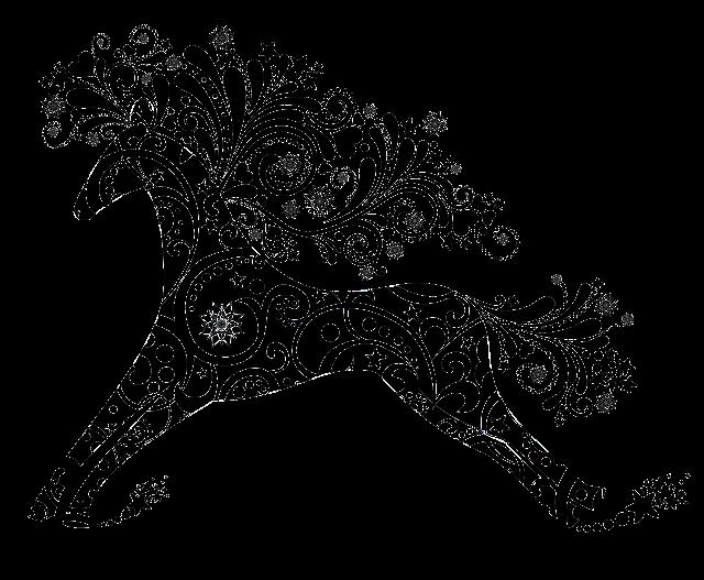 Лошадь клипарты 2014.