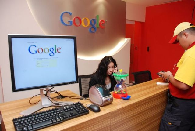 Googleplex , Taipei, Taiwan