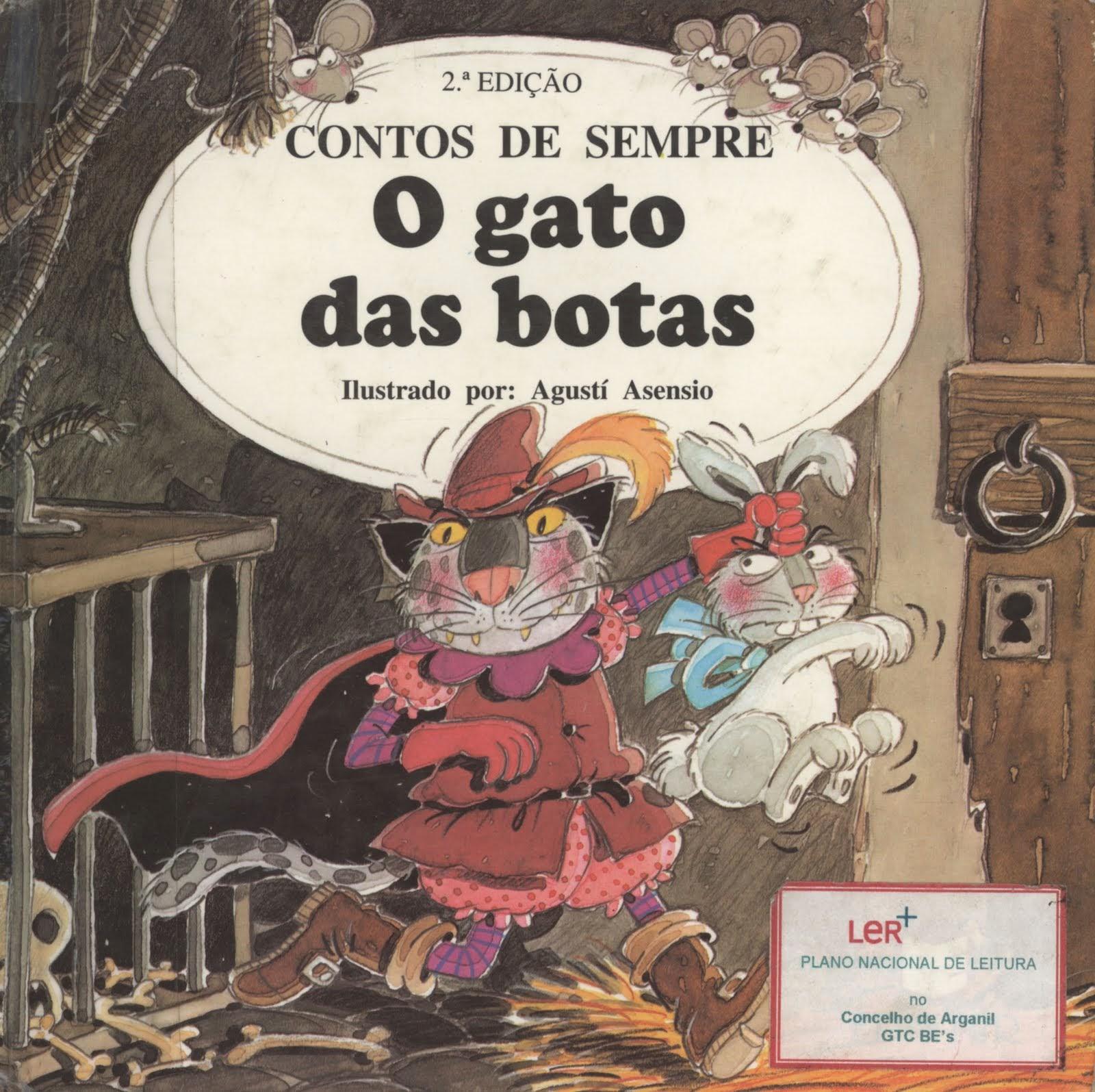 """""""O Gato das Botas"""""""