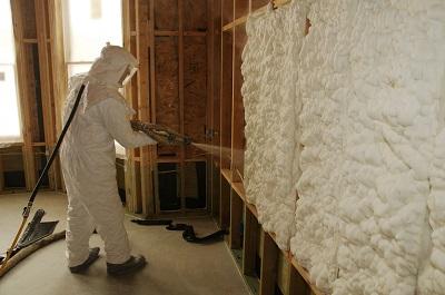 Polyurethane foam untuk pembinaan bangunan
