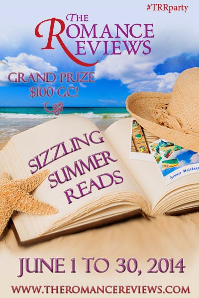 The Romance Reviews' Sizzling Summer Reads PARTY 2014