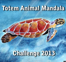 The Totem Animal Mandala Challenge 2013