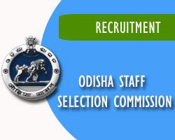 Odisha Staff Selection Commision News