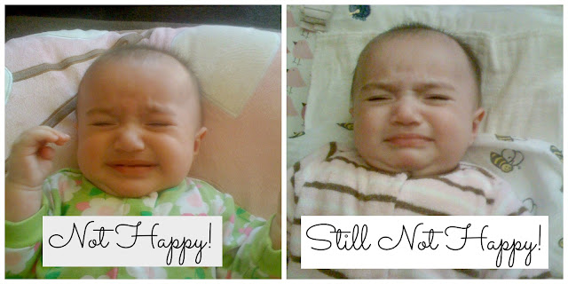 Crying baby!