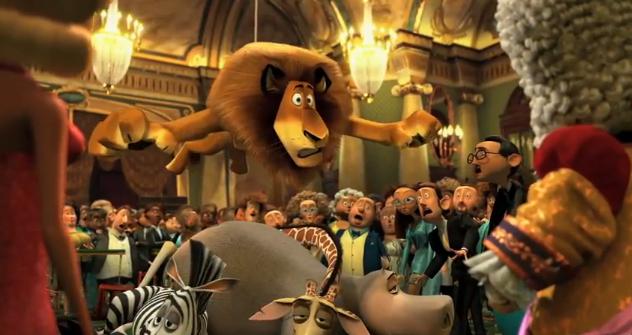 Madagascar 3 Europe's Most Wanted 2012 sequel animals in monte carlo alex marty gloria melman madagascar film series