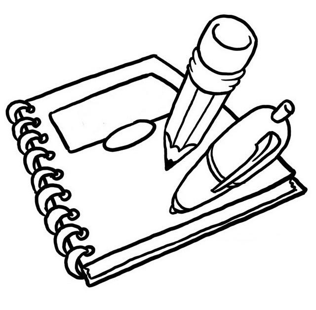 Dibujo De Un Cuaderno